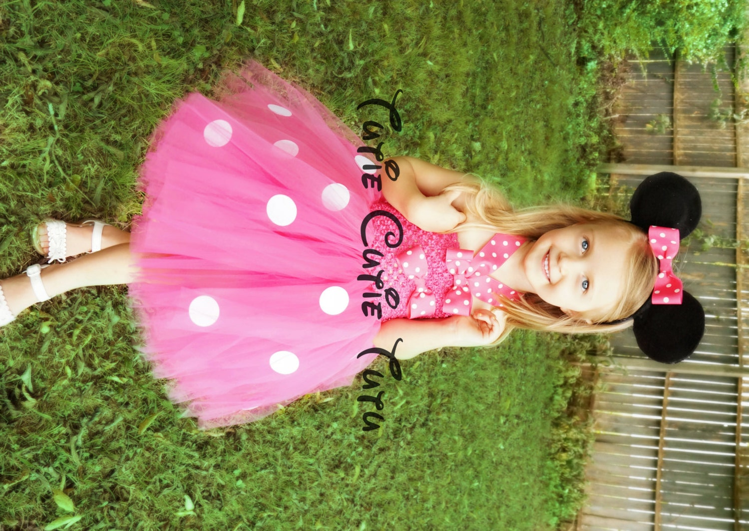 Polka Dot Dress Halloween Costume