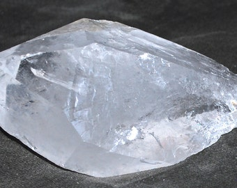 All Natural Large Double Terminated Clear Quartz