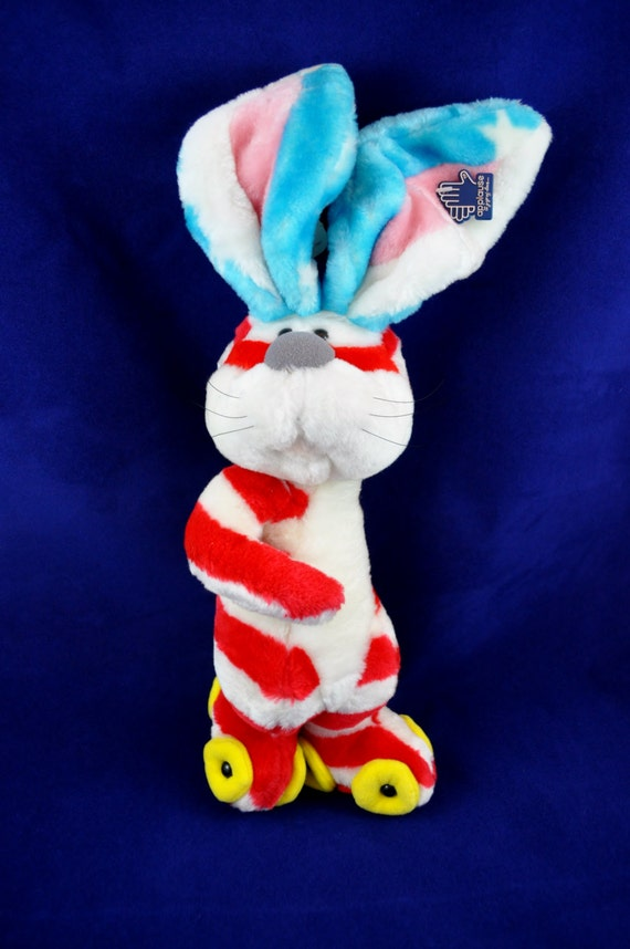 Rare Mint Vintage Moskowitz American Rabbit By Applause With