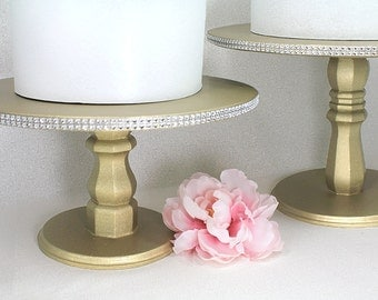 Punch Bowl Cake Stand Combo