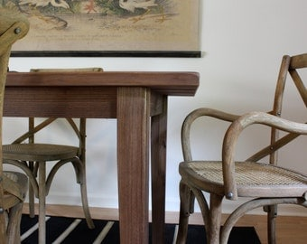 Salvaged French Farmhouse Dining Table // Dining Table