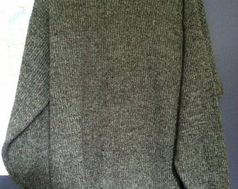 SALE ITEM: Vintage Green Le Tigre Knit Sweater
