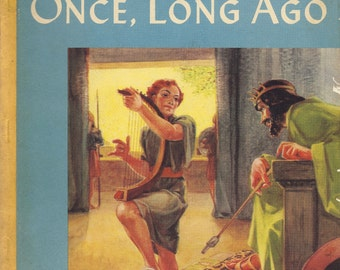 1948 Once, Long Ago by Mary Owen Bruce, Illustrated by J. M. Swanson