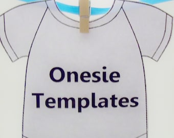 Onesie Template Cake Ideas And Designs
