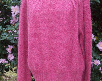 Soft sweater from the 60s