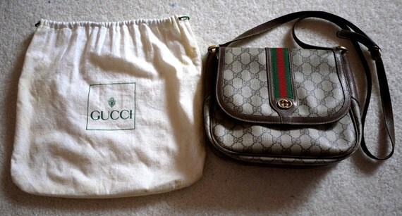 Классическая сумка на пояс от gucci