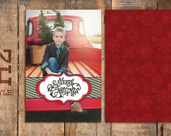 Christmas Card - Style H2