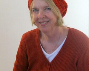 Red Slouchy Red Wool Slouchy Red Slouchy Hat Red Woolen Slouchy Red Woolen Slouchy Hat Red Wool Slouchy Hat Red Crocheted Slouchy Hat