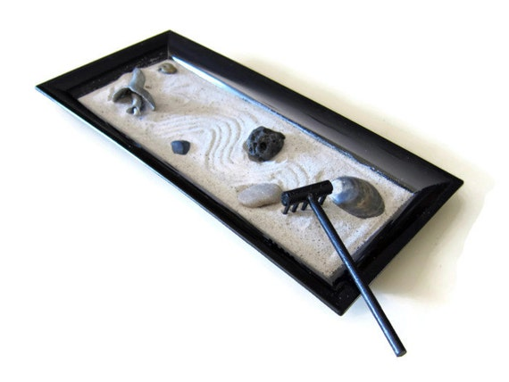 Coffee Table Decor Zen Garden Table Top Decor Mini Zen