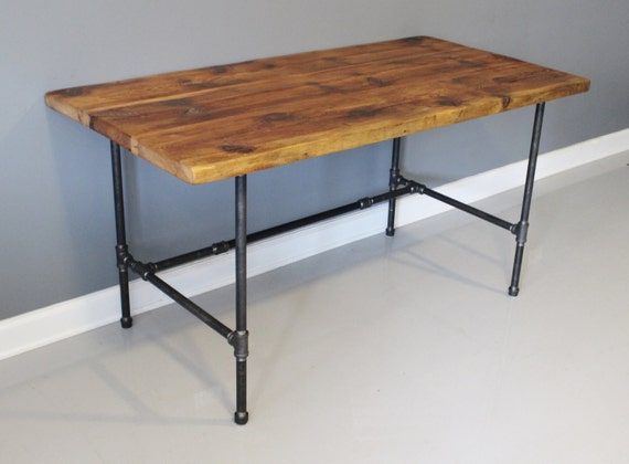 Made to Order Reclaimed Urban Wood Desk Industrial by DendroCo : il570xN503083051sgr7 from www.etsy.com size 570 x 420 jpeg 31kB