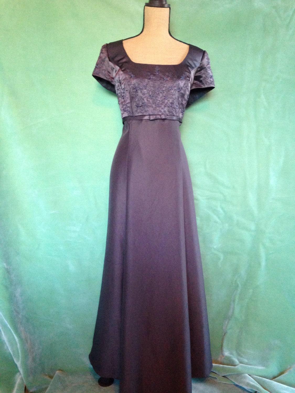 Plus Size Prom Dress / 90s Prom Dress / Plus Size Clothing