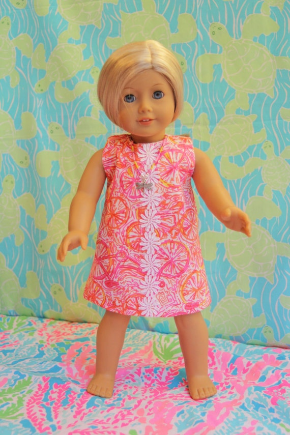 Second Hand Lilly Pulitzer Dresses For Girls Lilly Pulitzer American Girl