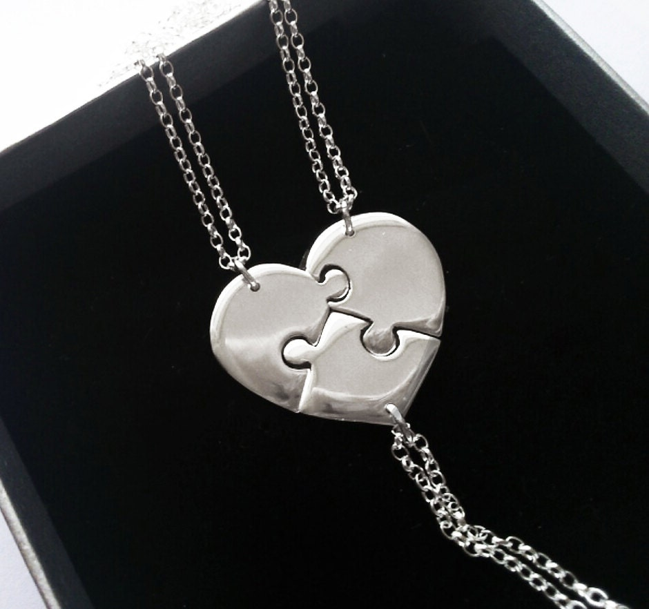 Two Hearts Forever One Jewelry