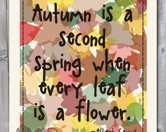 Autumn Instant Download