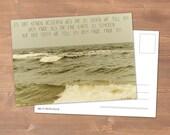 Postkarte 06:  Wie toll ich dich finde. CO2-Neutral gedruckt auf Recycling-Papier