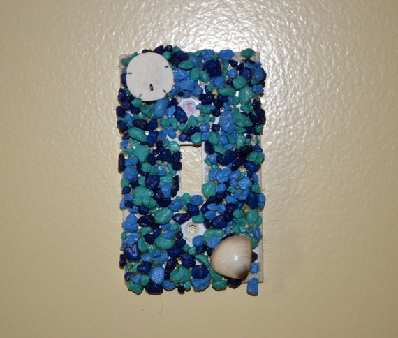 Items Similar To Light Switch Cover Beach Art Beach