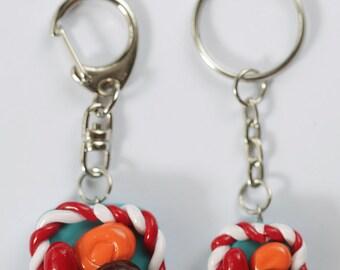 Candy Crush Logo Keychain