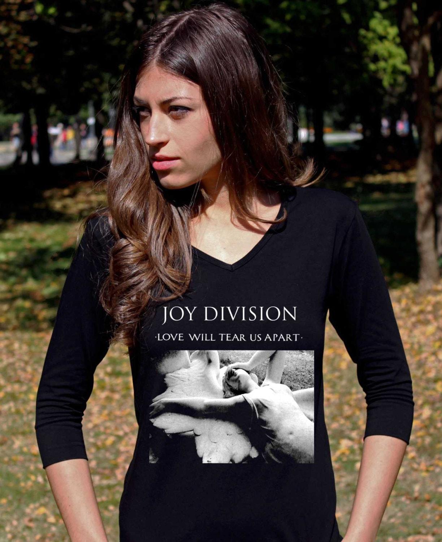Joy Division Cat Shirt Joy Division Shirts Love Will