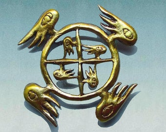 """Shop """"celtic jewelry"""" in Brooches"""