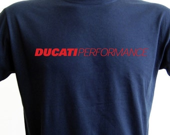 Ducati Performance T-shirt /// 5 Colors /// All Sizes