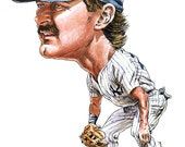 """Mattingly - Faithful reproduction of my Original Watercolor utilizing archival quality paper & inks, 16""""x12"""""""