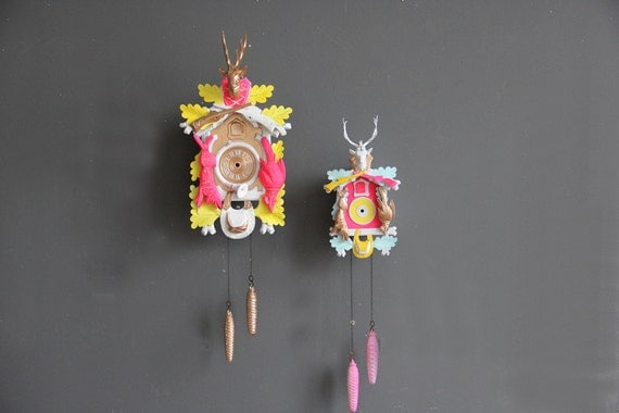 how to put chains on gears of cuckoo clocks