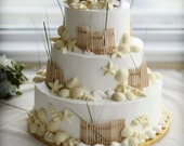Miniature Adirondack Chair Wedding Cake Toppers - Contact Me Before Purchasing