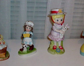 Instant Collection of China Doll Figurines
