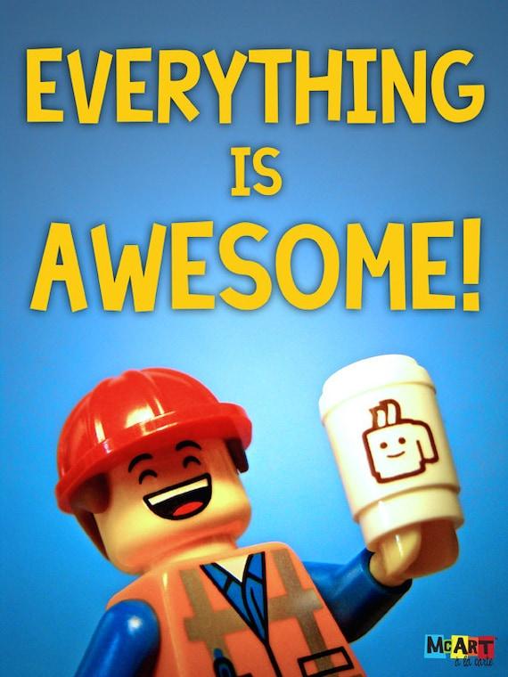 Everything is Awesome, Lego Movie part 2 - YouTube  |Awesome Lego Movie