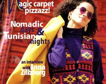 KNITTER'S MAGAZINE No. 41 Winter 1995