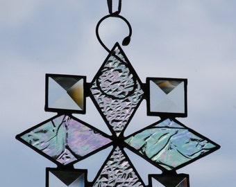 how to clean stained glass bakeware