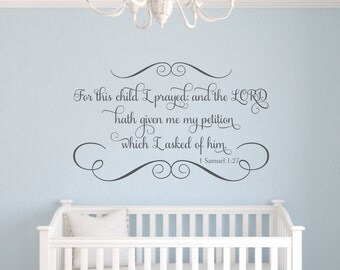 unique scripture wall decal related items etsy