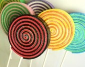 Fake Lollipop Customize Colors