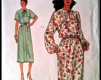 """Vogue 7313  Misses' Dress  Bust 40"""""""