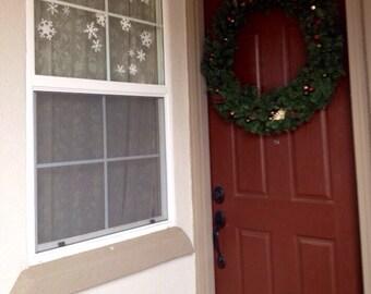 Christmas Wreath, Winter Wreath
