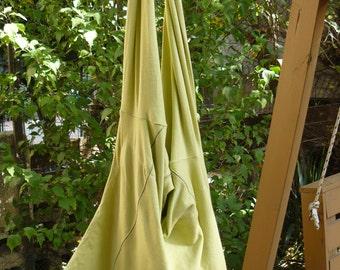 Green Apple Recycled T-shirt Shoulder Sling