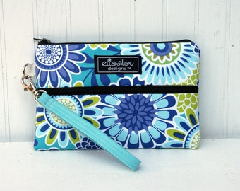 Padded Wristlet Mini Purse- Sassari