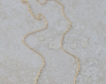 Sunstone Necklace - Faceted Sunstone Rondelles with Gold - Bar Style Necklace - AfterGlow by SplendorVendor