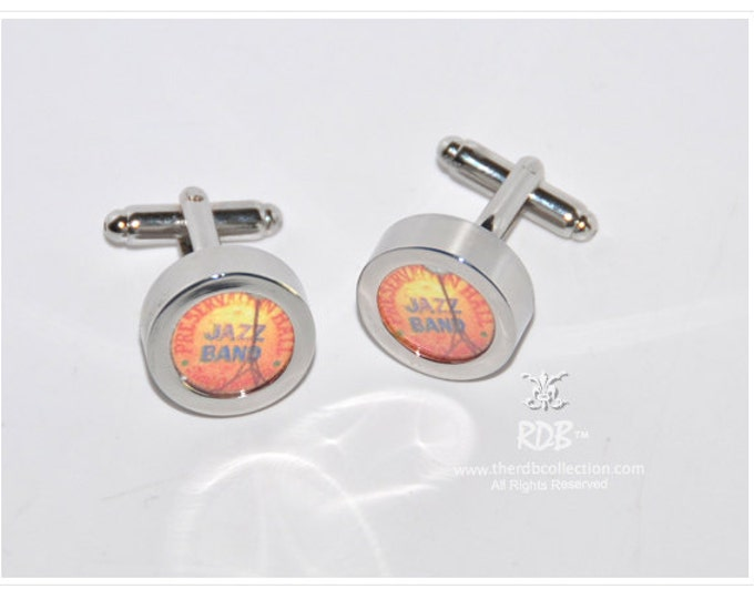 Preservation Hall Jazz Band Cufflinks