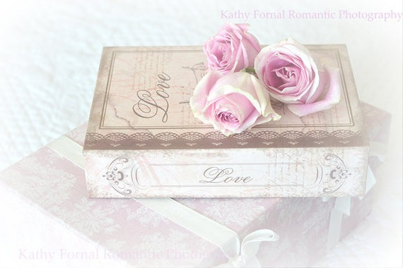 Roses photography romantic pink roses books print by - Vintage and chic love ...