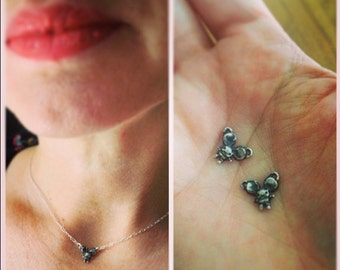 Mini Wee Mouse Necklace