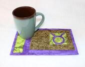 Taurus Symbol Zodiac Mug Rug