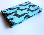Wiener Dog Mini Card Wallet
