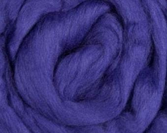 Merino Top Violet Ashland Bay 2 Ounces