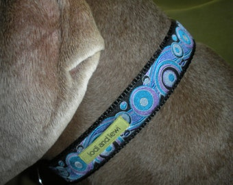 Synchronicity Collar in Blue Hues
