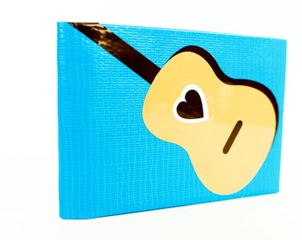 Guitar Duct Tape Wallet - by jDUCT
