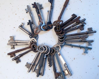 28 skeleton keys