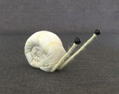 Linen and Merino Wool Woodland Wee Snail
