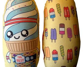 THE BEST soft-serve ice cream plush softie