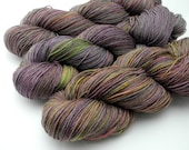 Galumphing Through The Forest - Hand Dyed Yarn - Dyed to Order
